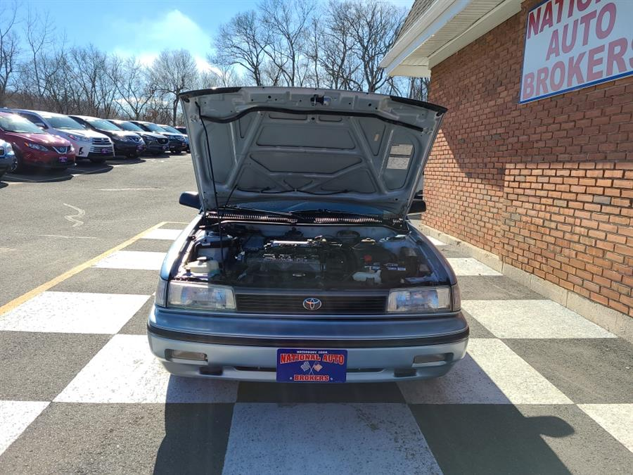 Used Toyota Corolla 4dr Sedan DLX Auto 1991 | National Auto Brokers, Inc.. Waterbury, Connecticut
