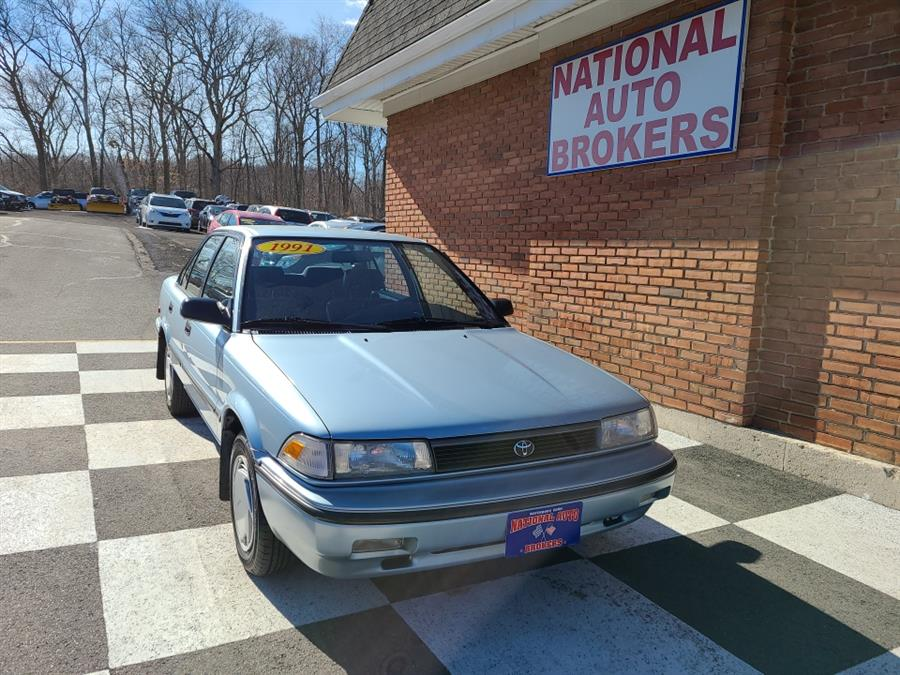 Used 1991 Toyota Corolla in Waterbury, Connecticut | National Auto Brokers, Inc.. Waterbury, Connecticut