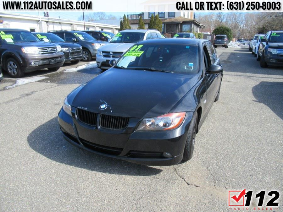Used BMW 3 Series 4dr Sdn 328i RWD 2007 | 112 Auto Sales. Patchogue, New York