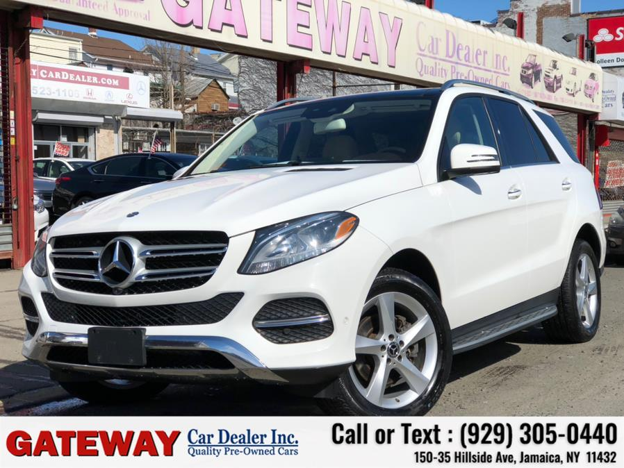 Used 2017 Mercedes-Benz GLE in Jamaica, New York | Gateway Car Dealer Inc. Jamaica, New York