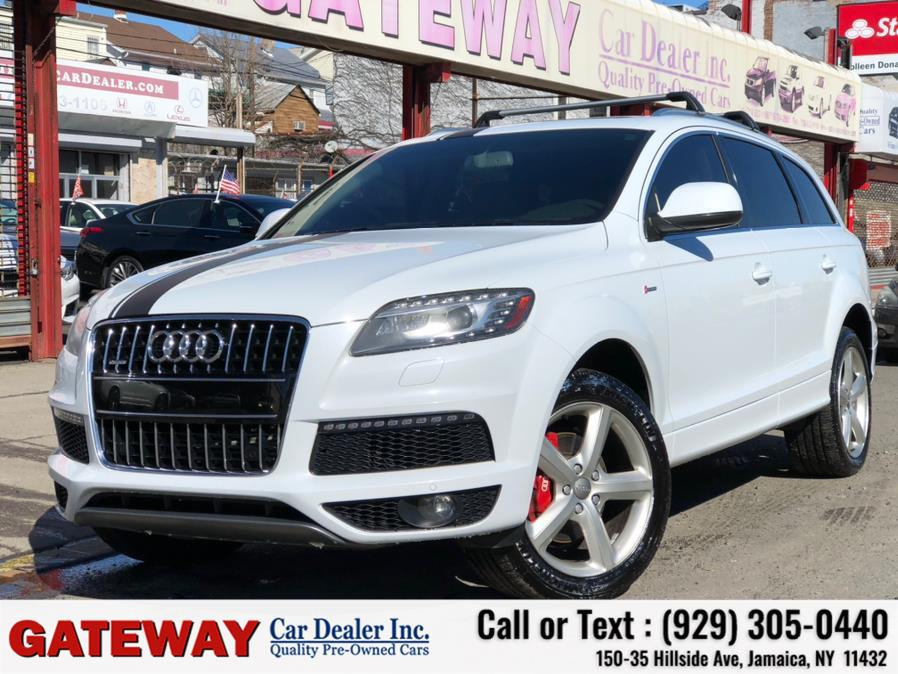 Used 2014 Audi Q7 in Jamaica, New York | Gateway Car Dealer Inc. Jamaica, New York