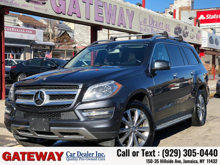 Used 2014 Mercedes-Benz GL-Class in Jamaica, New York | Gateway Car Dealer Inc. Jamaica, New York