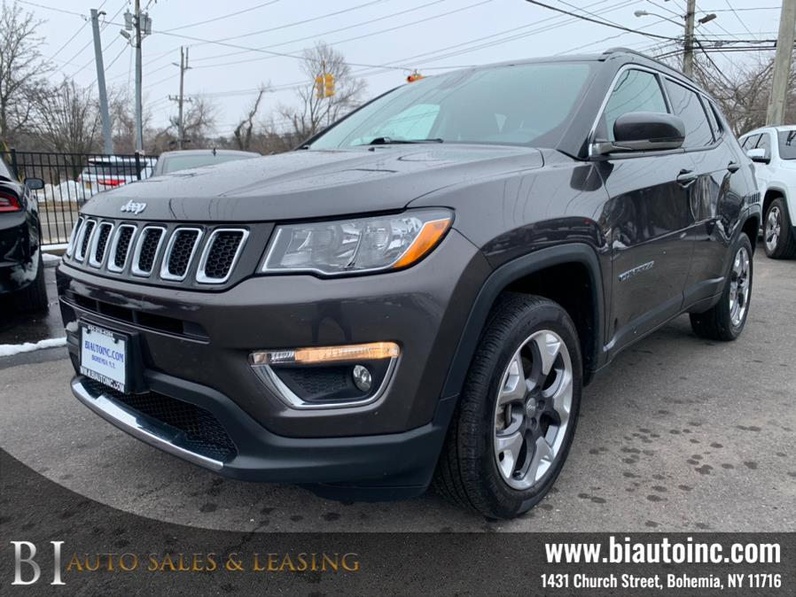 Used Jeep Compass Limited 4x4 2018 | B I Auto Sales. Bohemia, New York
