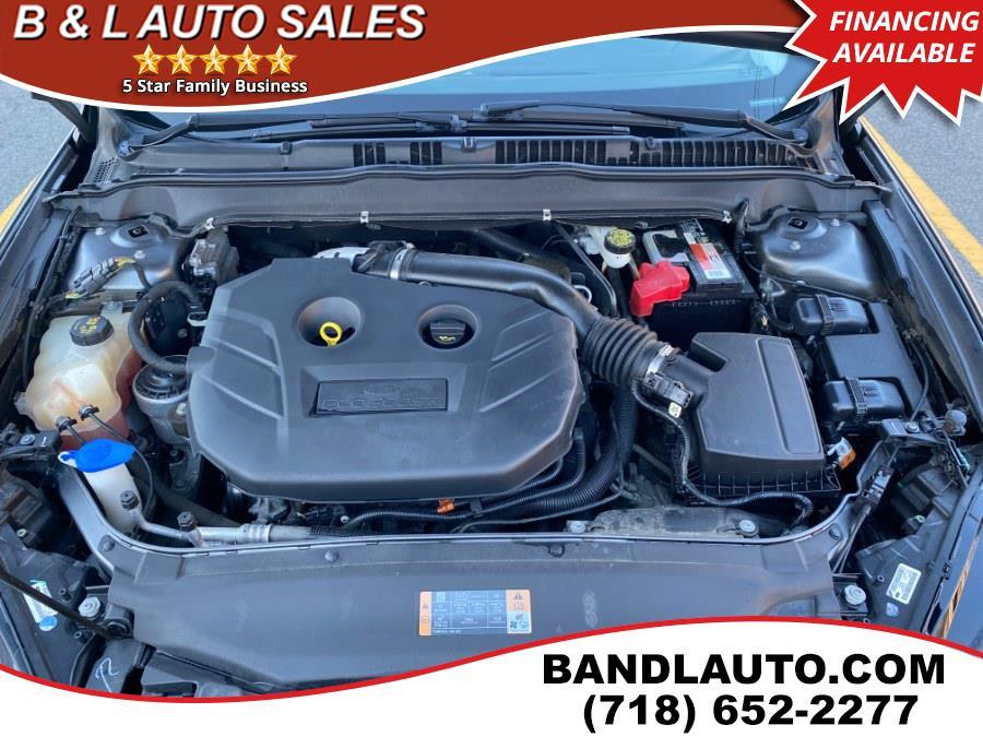 Used Ford Fusion 4dr Sedan Titanium AWD 2013 | B & L Auto Sales LLC. Bronx, New York