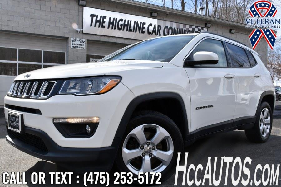 Used 2018 Jeep Compass in Waterbury, Connecticut | Highline Car Connection. Waterbury, Connecticut