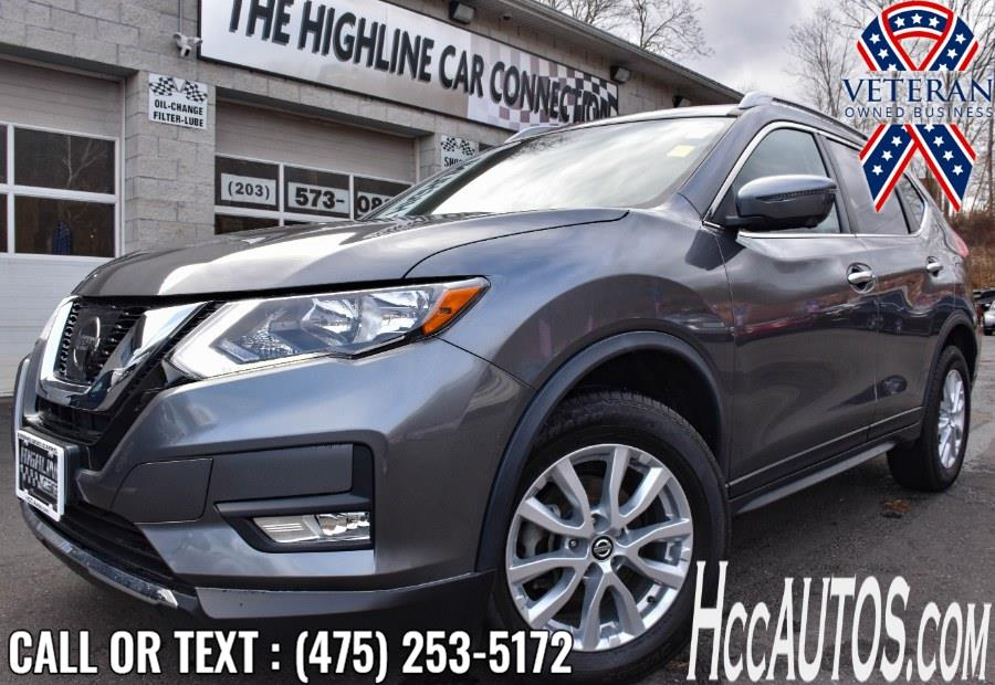 Used 2017 Nissan Rogue in Waterbury, Connecticut | Highline Car Connection. Waterbury, Connecticut