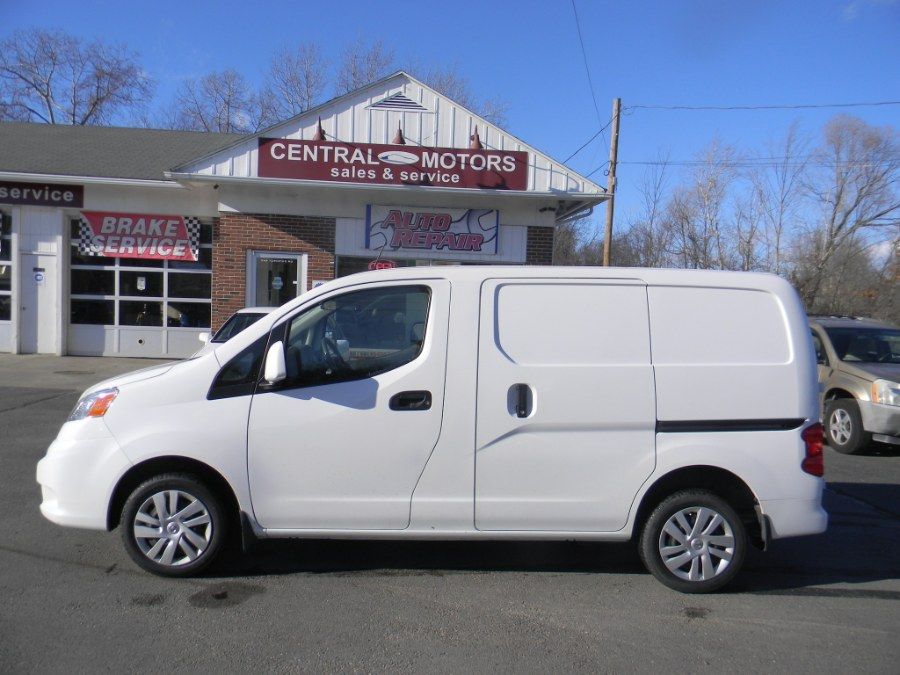 Used 2015 Nissan NV200 in Southborough, Massachusetts | M&M Vehicles Inc dba Central Motors. Southborough, Massachusetts