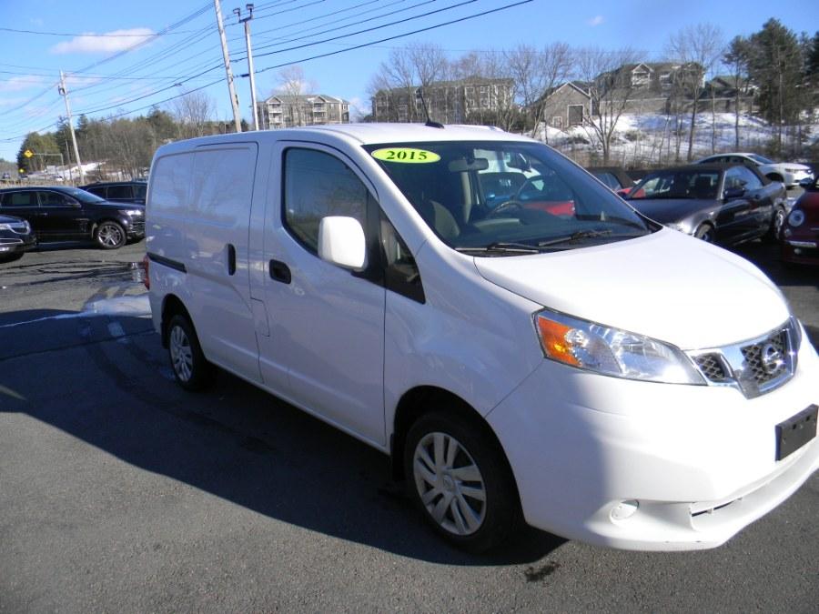 Used Nissan NV200 I4 S 2015 | M&M Vehicles Inc dba Central Motors. Southborough, Massachusetts