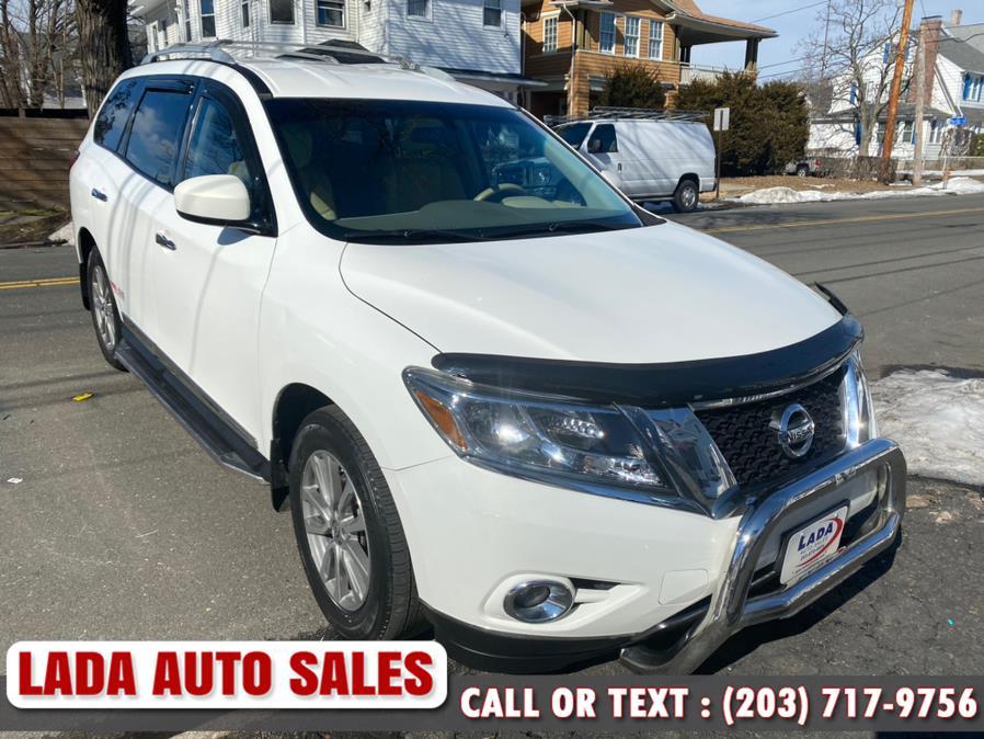 Used 2013 Nissan Pathfinder in Bridgeport, Connecticut | Lada Auto Sales. Bridgeport, Connecticut