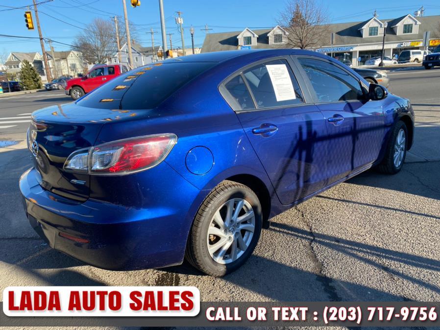 Used Mazda Mazda3 4dr Sdn Auto i Touring 2012   Lada Auto Sales. Bridgeport, Connecticut