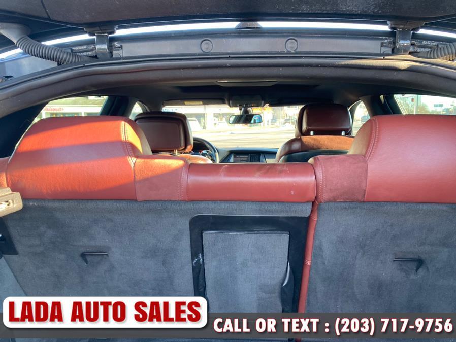 Used BMW X6 AWD 4dr 50i 2009 | Lada Auto Sales. Bridgeport, Connecticut