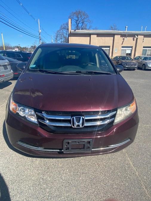 Used 2014 Honda Odyssey in Raynham, Massachusetts   J & A Auto Center. Raynham, Massachusetts