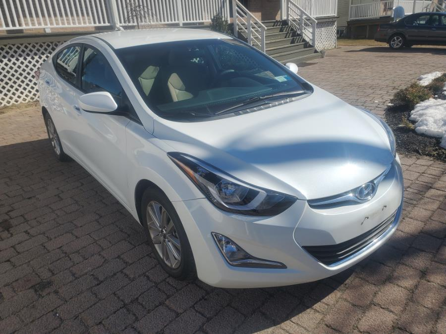 Used Hyundai Elantra 4dr Sdn Auto SE (Alabama Plant) 2015 | SGM Auto Sales. West Babylon, New York