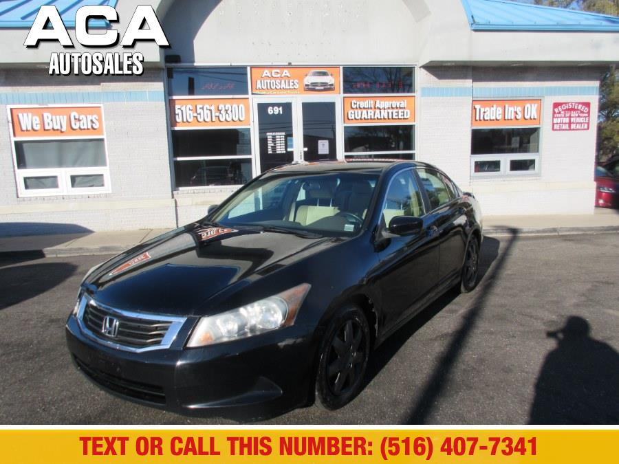 Used 2008 Honda Accord Sdn in Lynbrook, New York | ACA Auto Sales. Lynbrook, New York