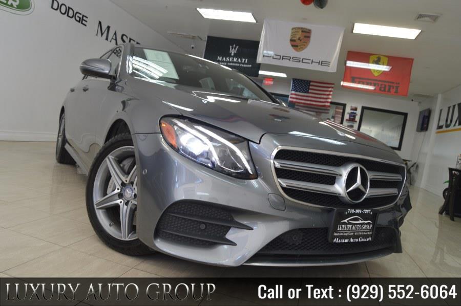 Used 2017 Mercedes-Benz E-Class in Bronx, New York | Luxury Auto Group. Bronx, New York