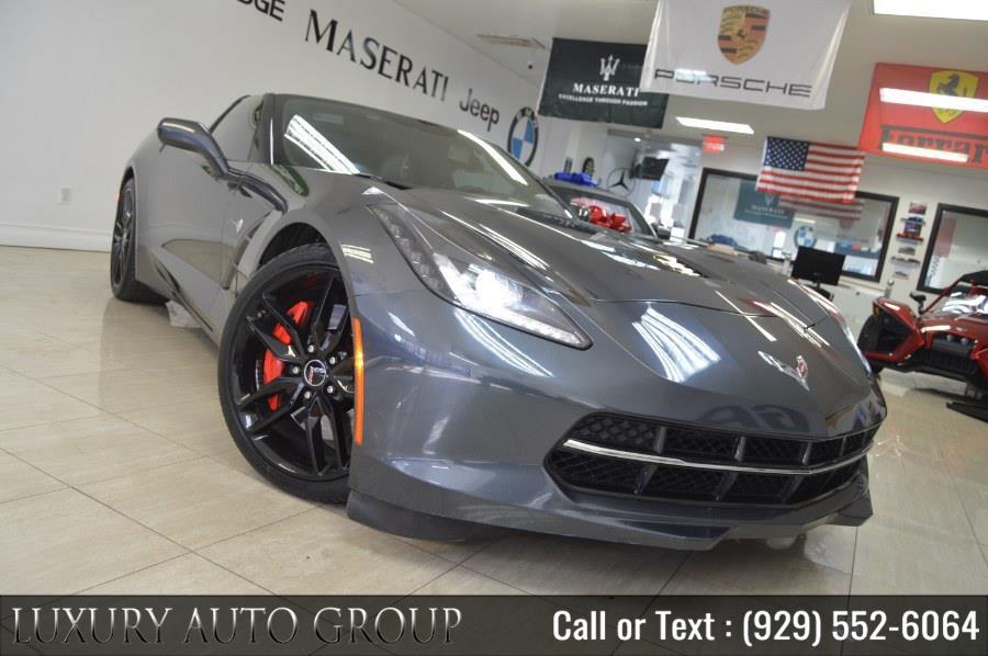 Used 2014 Chevrolet Corvette Stingray in Bronx, New York | Luxury Auto Group. Bronx, New York