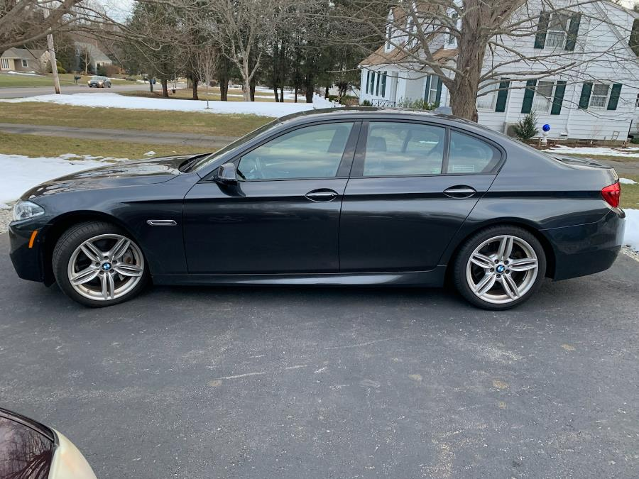 Used 2015 BMW 5 Series M SPORT in Shelton, Connecticut | Center Motorsports LLC. Shelton, Connecticut