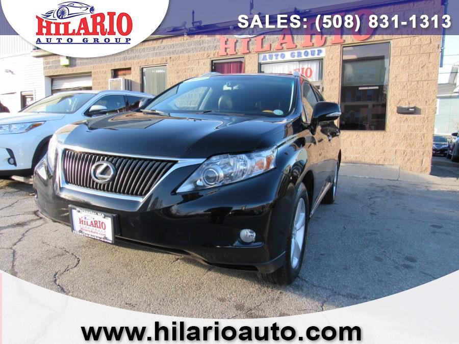 Used Lexus RX 350 Base 2010 | Hilario's Auto Sales Inc.. Worcester, Massachusetts
