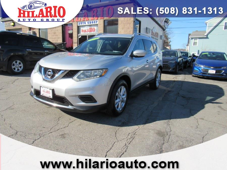 Used 2014 Nissan Rogue in Worcester, Massachusetts   Hilario's Auto Sales Inc.. Worcester, Massachusetts