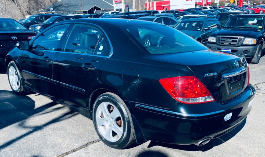 Used Acura Rl Tech Pkg 2008 | Second Street Auto Sales Inc. Manchester, New Hampshire