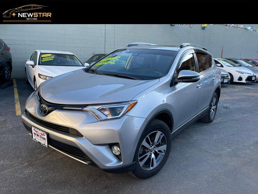 Used Toyota RAV4 XLE Leather/Heated Seats 2018 | New Star Motors. Chelsea, Massachusetts