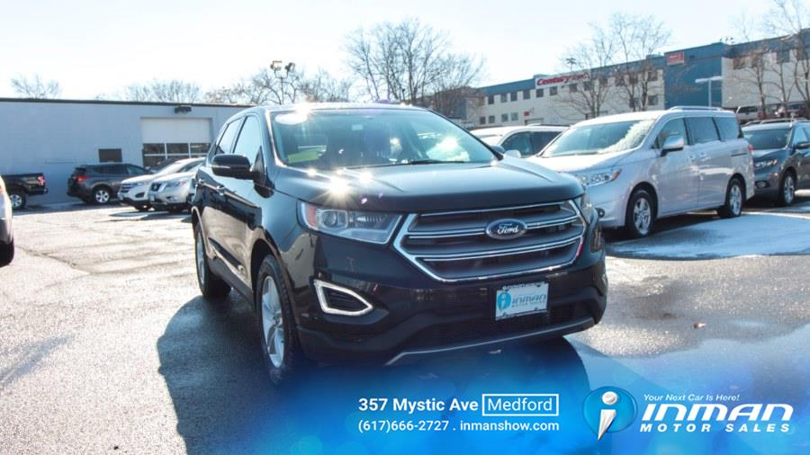 Used Ford Edge 4dr SEL AWD 2015 | Inman Motors Sales. Medford, Massachusetts