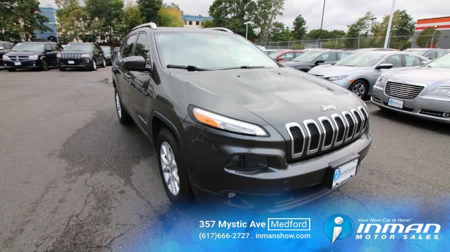 Used 2014 Jeep Cherokee in Medford, Massachusetts | Inman Motors Sales. Medford, Massachusetts