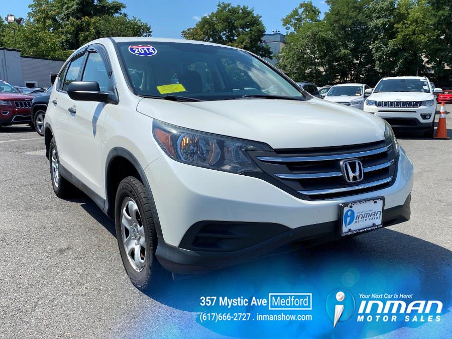 Used Honda CR-V AWD 5dr LX 2014 | Inman Motors Sales. Medford, Massachusetts