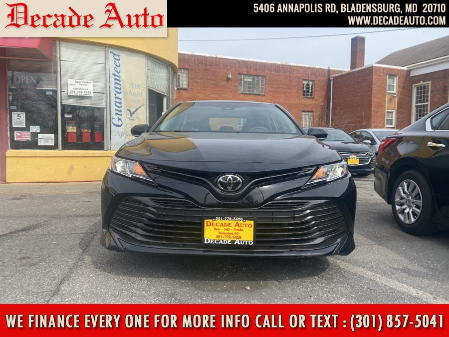 Used 2018 Toyota Camry in Bladensburg, Maryland | Decade Auto. Bladensburg, Maryland