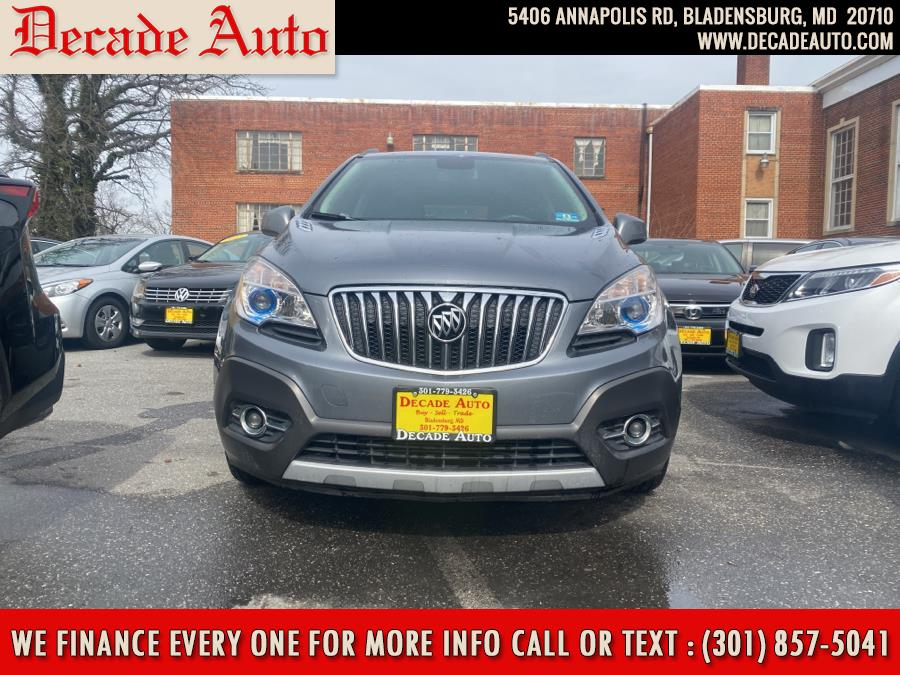 Used 2013 Buick Encore in Bladensburg, Maryland | Decade Auto. Bladensburg, Maryland