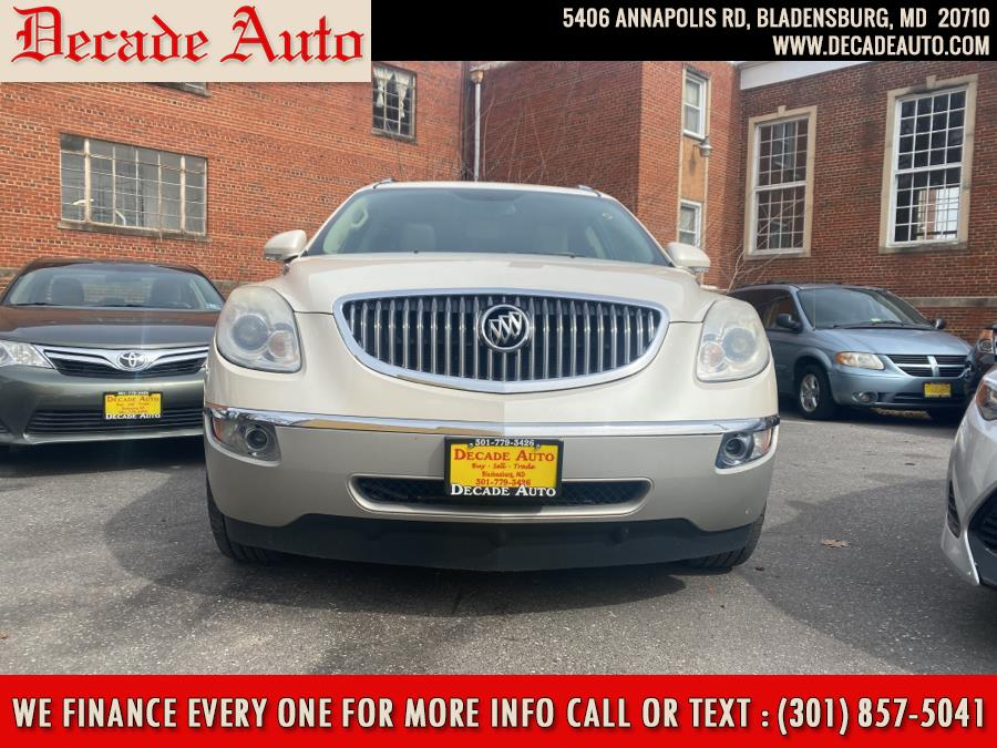 Used 2012 Buick Enclave in Bladensburg, Maryland | Decade Auto. Bladensburg, Maryland