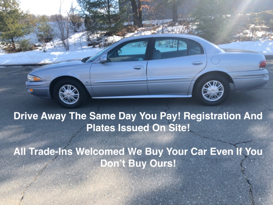 Used 2005 Buick LeSabre in Plainville, Connecticut | Farmington Auto Park LLC. Plainville, Connecticut