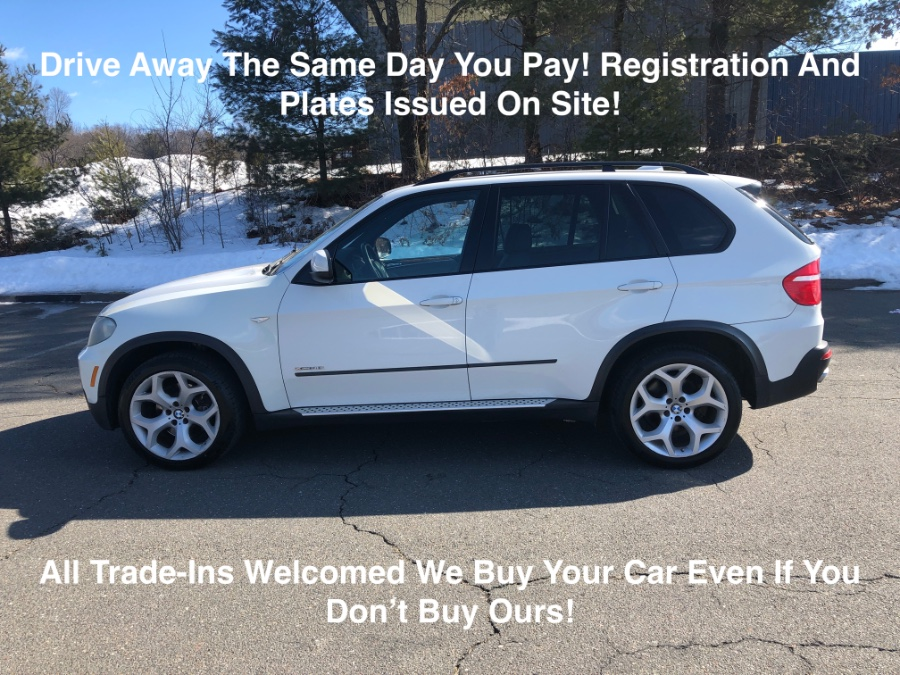 Used 2009 BMW X5 in Plainville, Connecticut | Farmington Auto Park LLC. Plainville, Connecticut
