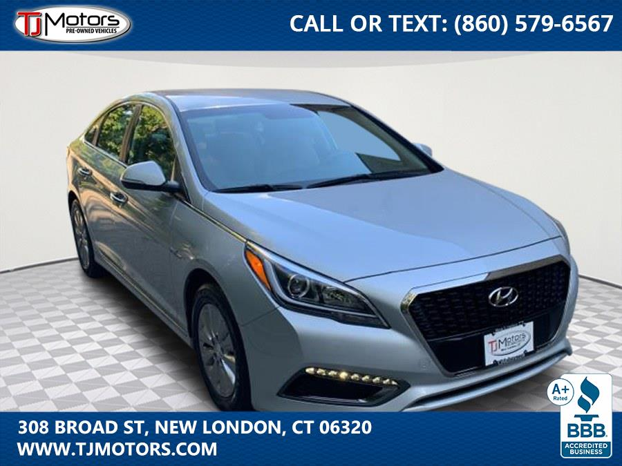 Used Hyundai Sonata Hybrid SE 2.0L 2017 | TJ Motors. New London, Connecticut