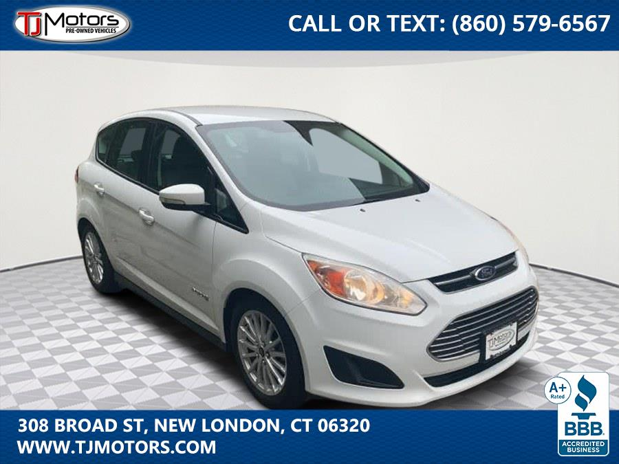 Used 2014 Ford C-Max Hybrid in New London, Connecticut | TJ Motors. New London, Connecticut