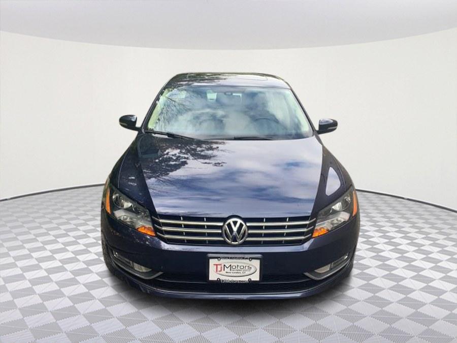 Used Volkswagen Passat 4dr Sdn 2.0 L  TDI SE 2015 | TJ Motors. New London, Connecticut