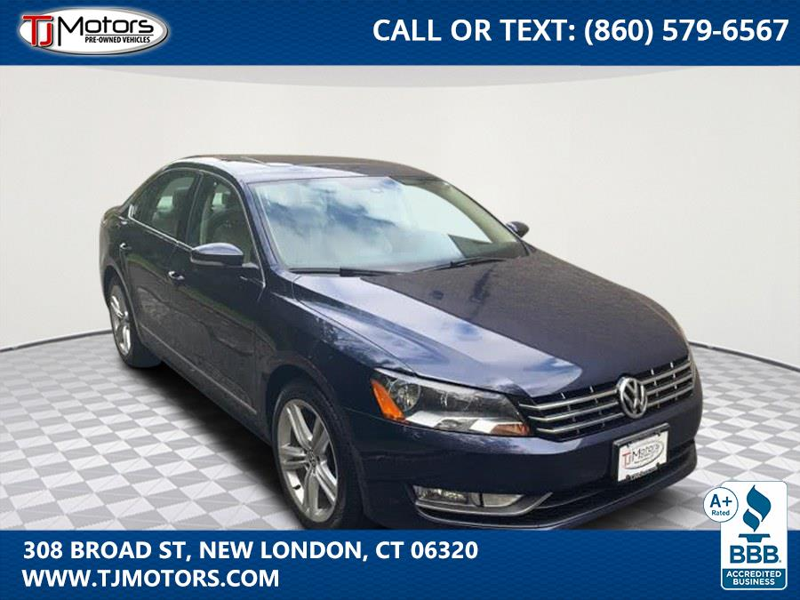Used 2015 Volkswagen Passat in New London, Connecticut | TJ Motors. New London, Connecticut