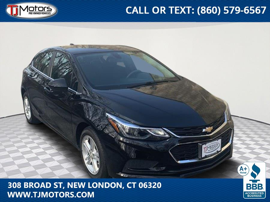 Used 2017 Chevrolet Cruze in New London, Connecticut | TJ Motors. New London, Connecticut