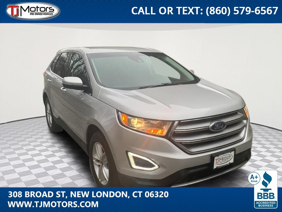 Used 2018 Ford Edge in New London, Connecticut | TJ Motors. New London, Connecticut