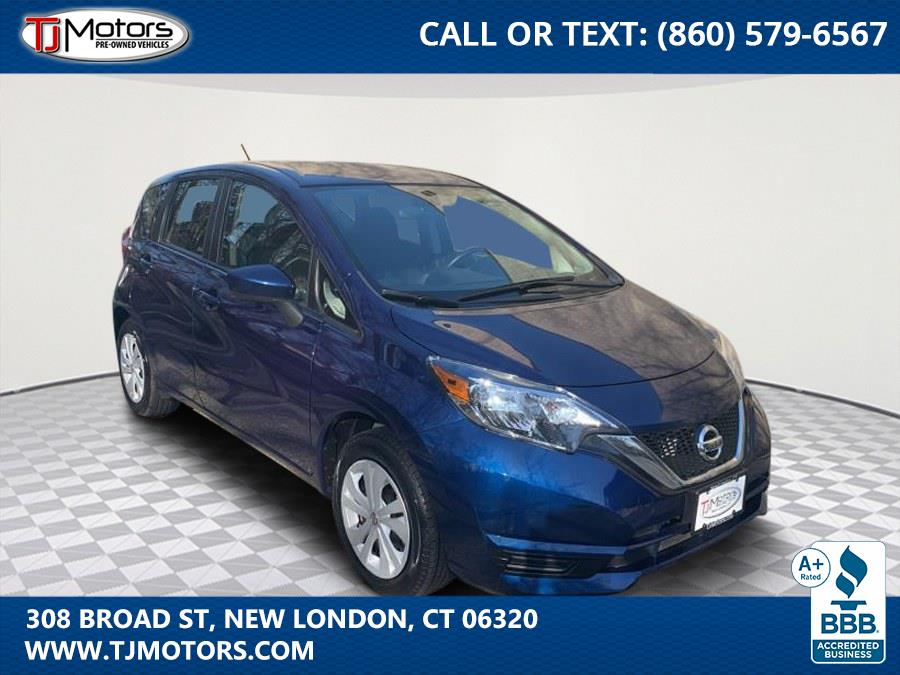 Used 2019 Nissan Versa Note in New London, Connecticut | TJ Motors. New London, Connecticut