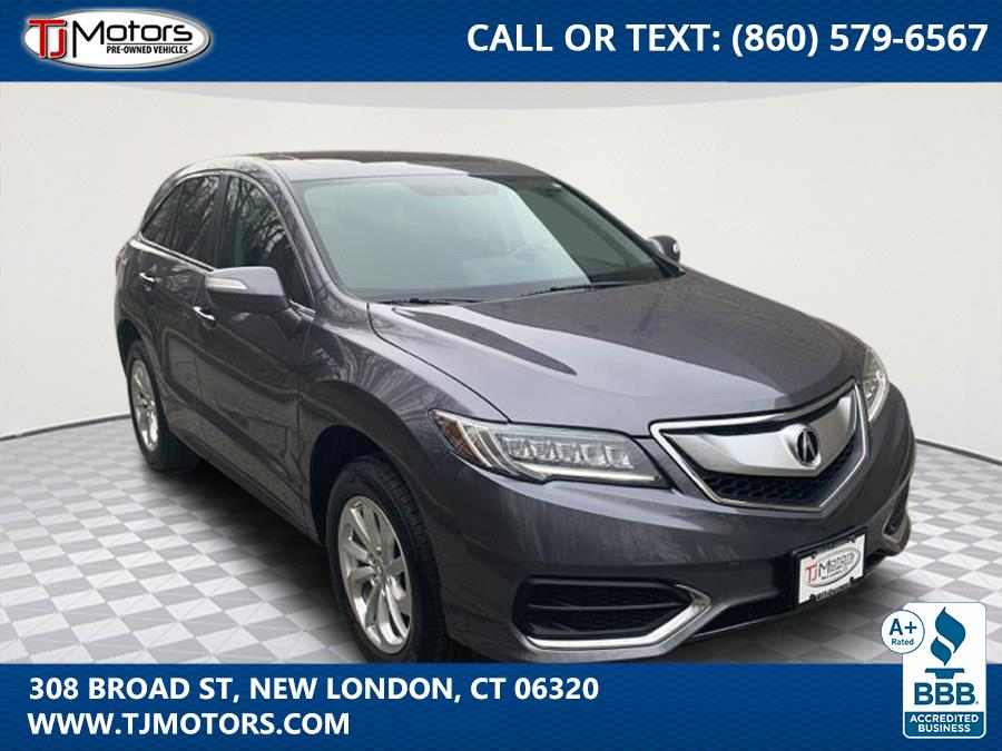 Used 2018 Acura RDX in New London, Connecticut | TJ Motors. New London, Connecticut