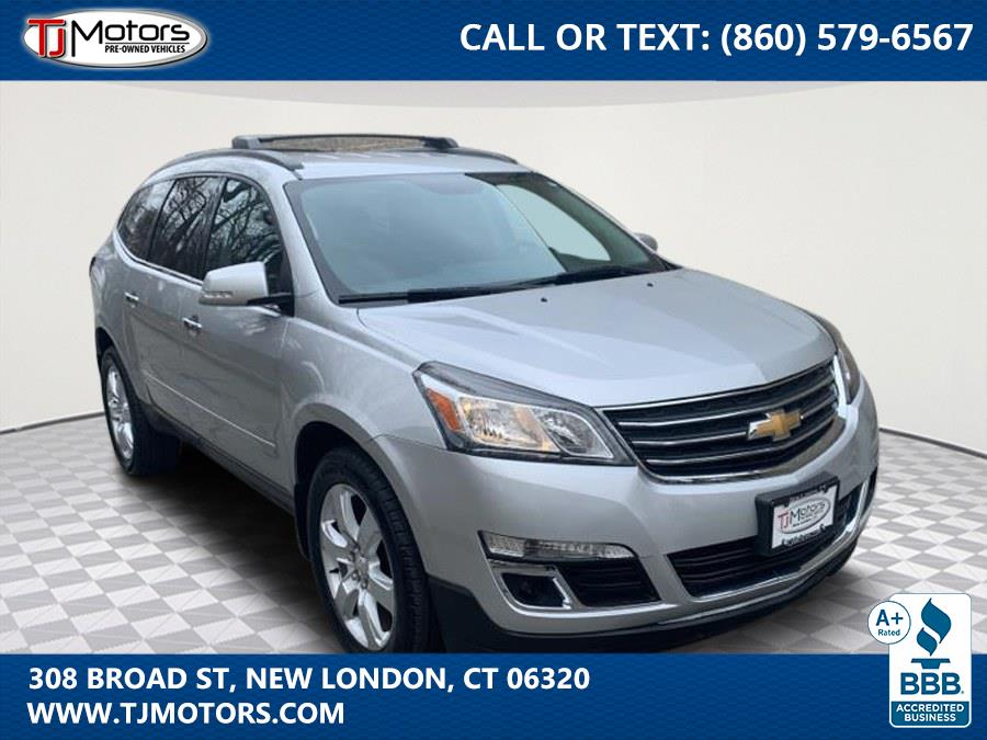 Used Chevrolet Traverse AWD 4dr LT 2017 | TJ Motors. New London, Connecticut