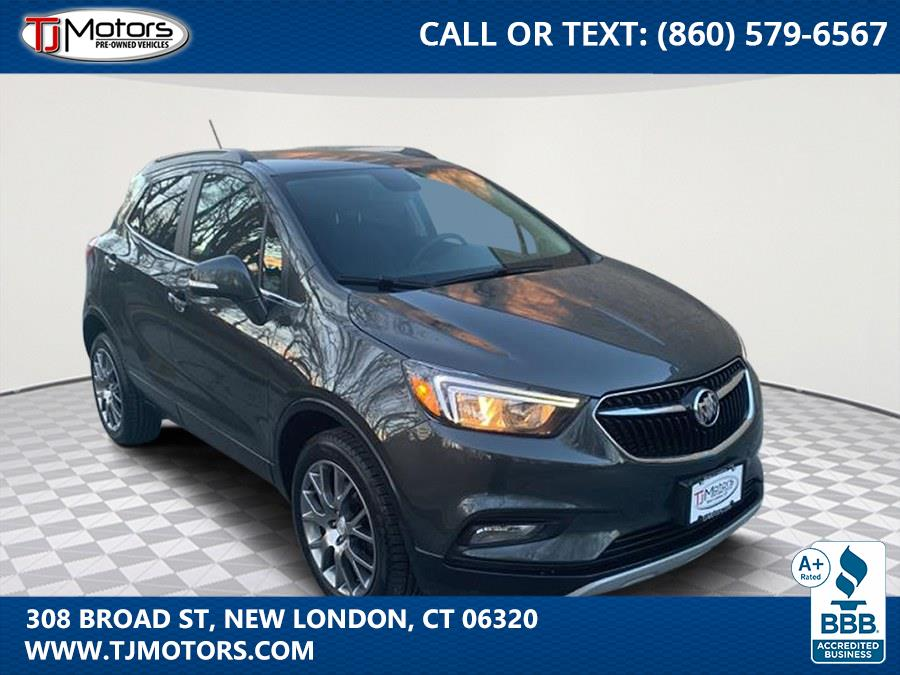 Used 2017 Buick Encore in New London, Connecticut | TJ Motors. New London, Connecticut