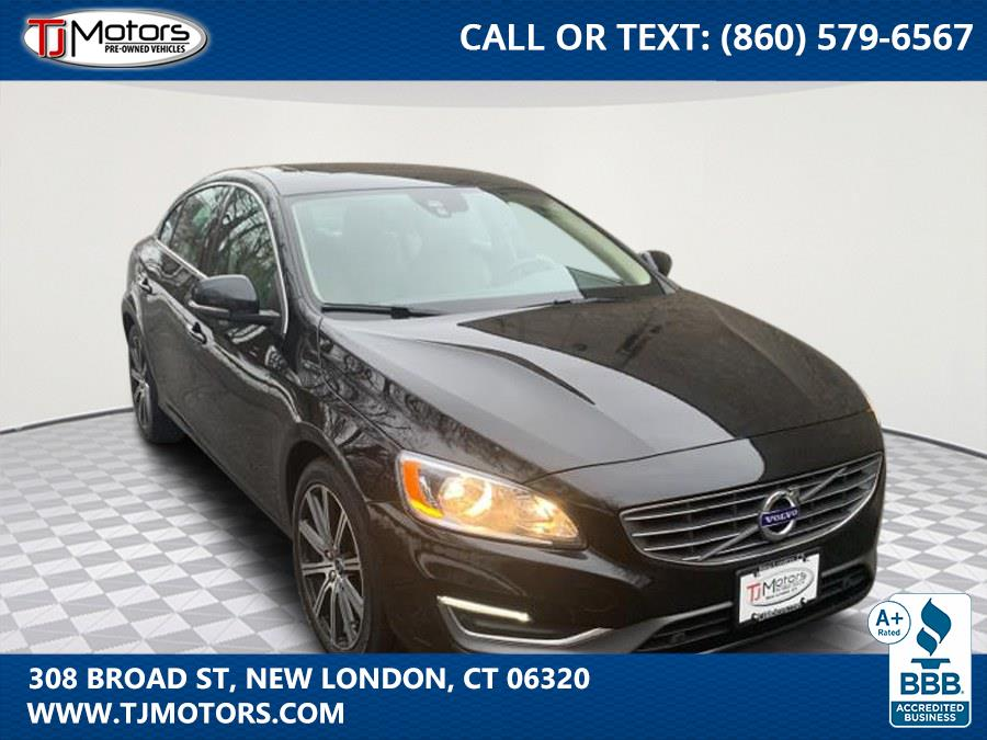 Used 2018 Volvo S60 All Wheel Drive in New London, Connecticut | TJ Motors. New London, Connecticut