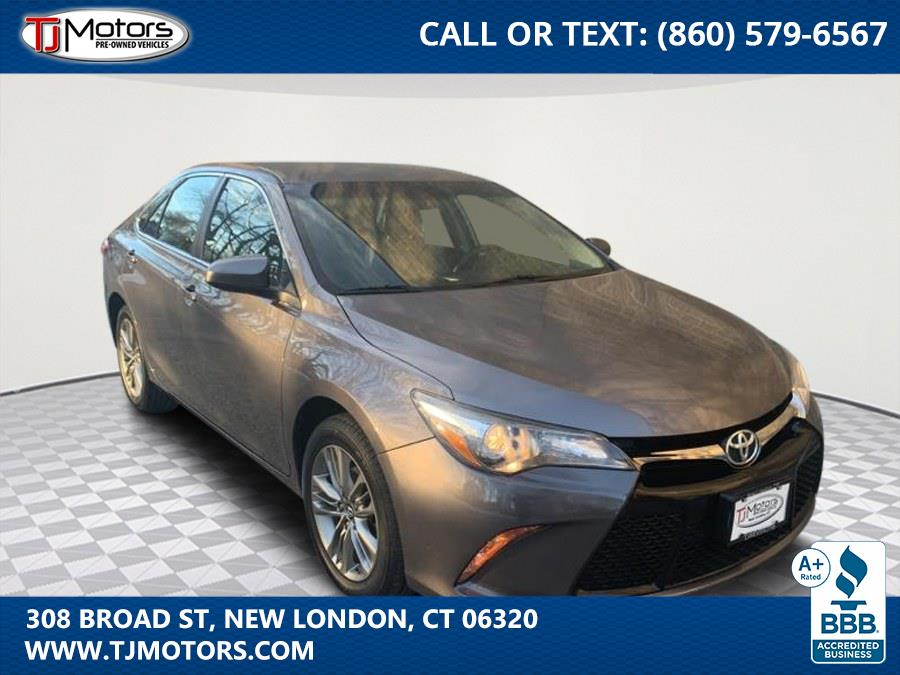 Used 2017 Toyota Camry in New London, Connecticut | TJ Motors. New London, Connecticut