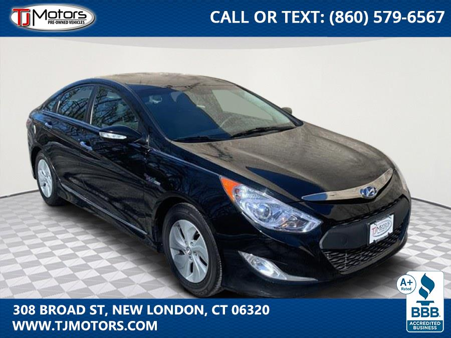 Used 2015 Hyundai Sonata Hybrid in New London, Connecticut | TJ Motors. New London, Connecticut
