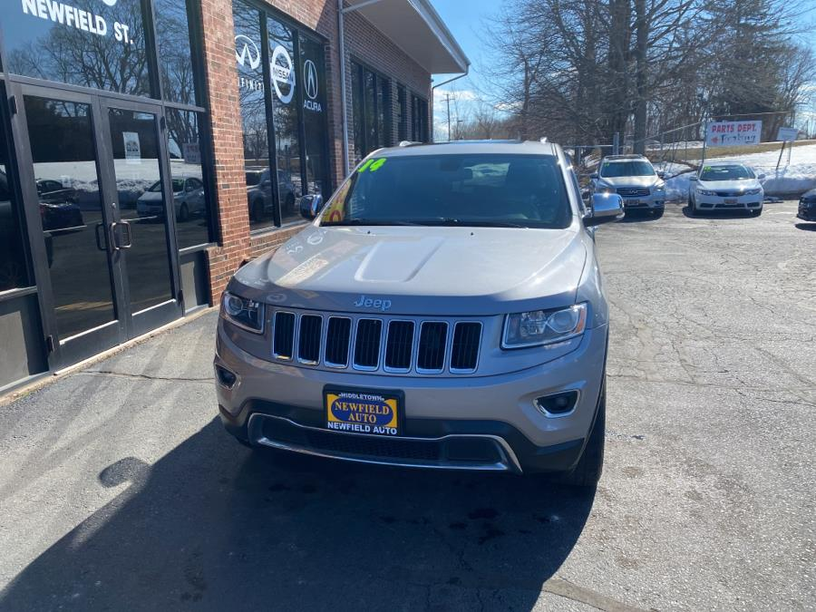 Used Jeep Grand Cherokee 4WD 4dr Limited 2014 | Newfield Auto Sales. Middletown, Connecticut