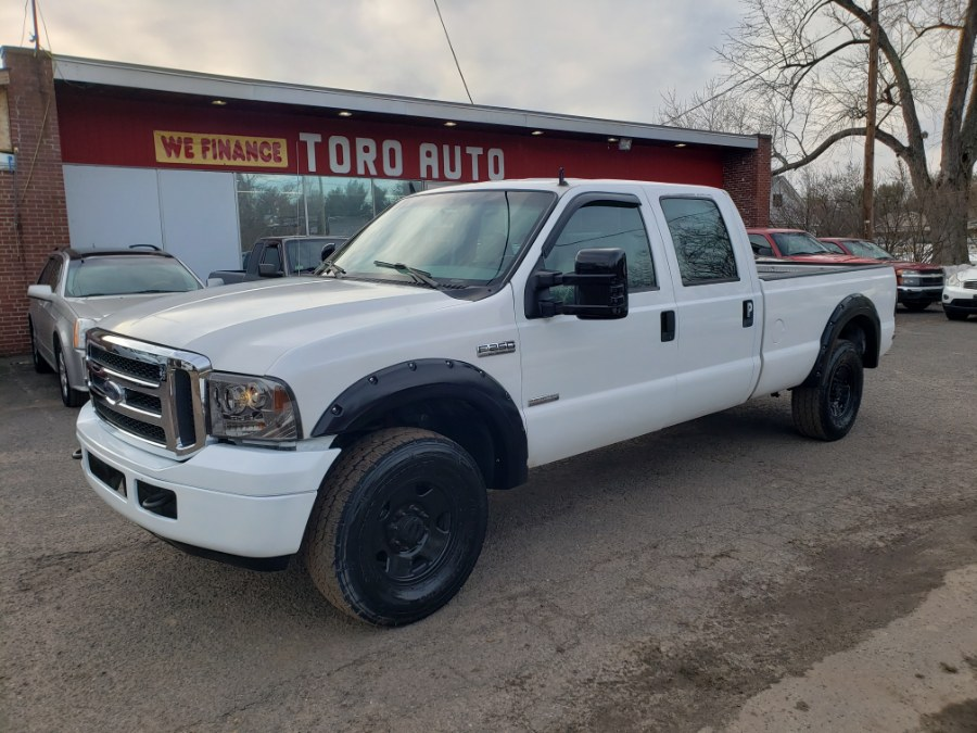Used Ford Super Duty F-250 6.0 Power Stroke Diesel Crew Cab Long Bed XL 2006 | Toro Auto. East Windsor, Connecticut