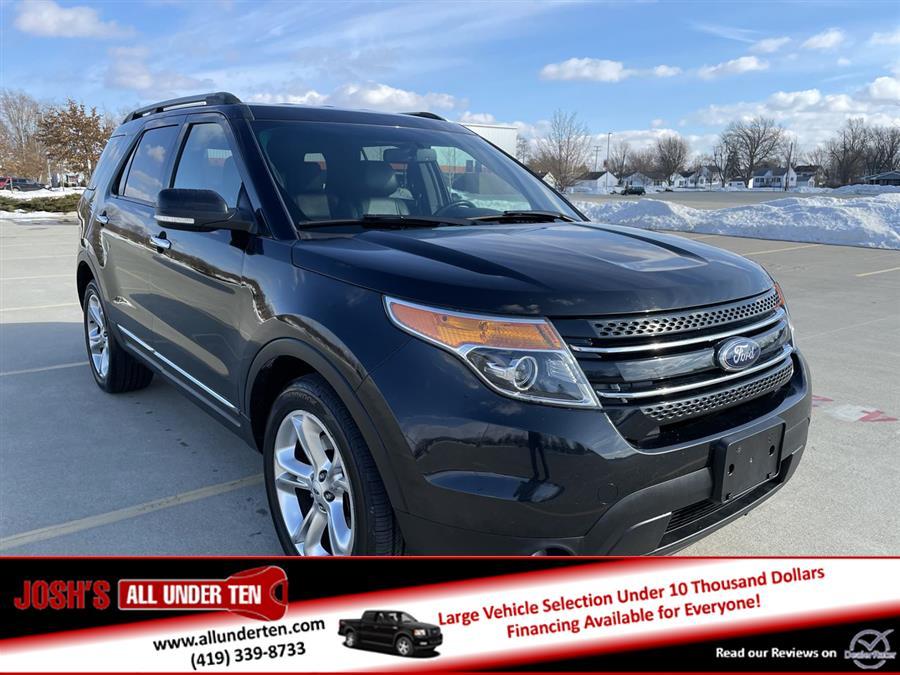 Used 2014 Ford Explorer in Elida, Ohio | Josh's All Under Ten LLC. Elida, Ohio