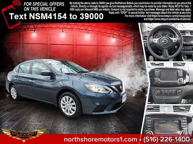 Used Nissan Sentra SV CVT 2017 | Northshore Motors. Syosset , New York